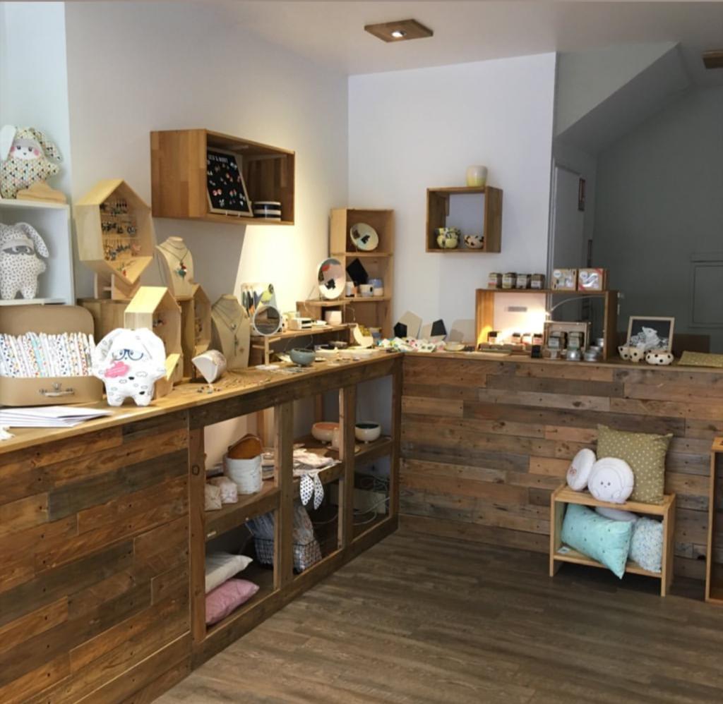 Boutique ephemere 94 grnade rue Oullins Hiver2019